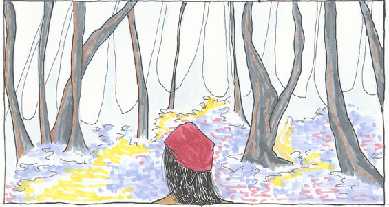 Red Riding Hood 565