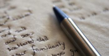 journal poetry for children