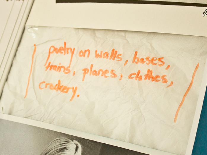 Poets and Writers Toolkit-Paper