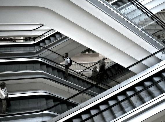 TSP escalator