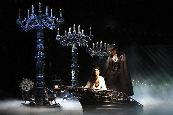 New York City Phantom of the Opera Poetry