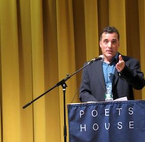 Poets House Scott Edward Anderson