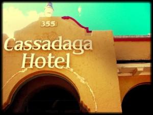literary tour cassadaga hotel