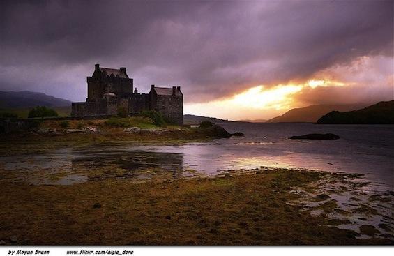 Scotland Castle Scottish poems Scottish poetry