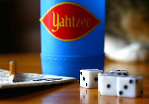 English Teaching Resources Language Arts Yahtzee