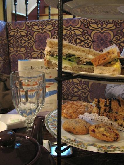 Alice's Teacup New York city tea sandwiches
