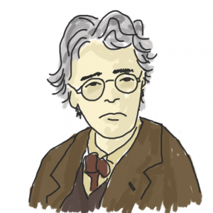 yeats poets and poems