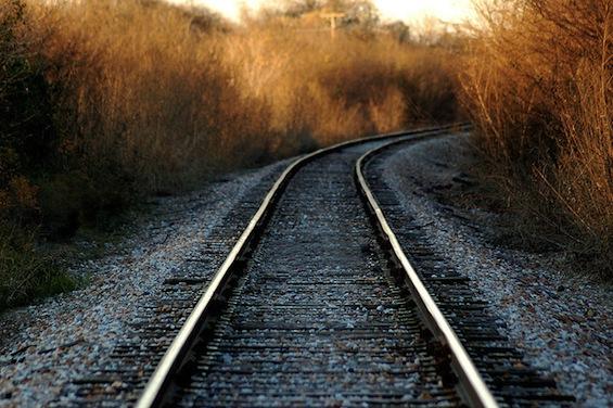 Train Tracks Train Poems
