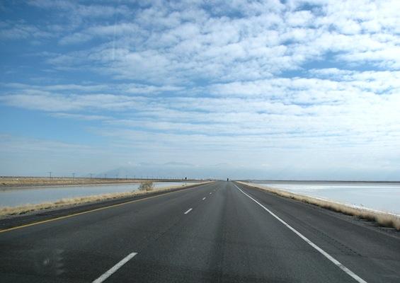 Salt Flats Roadway