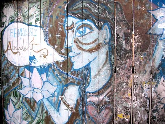 San Francisco Street Art East Indian