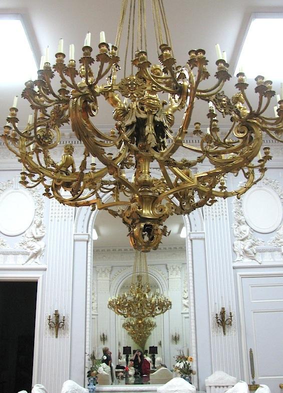colorado springs school chandelier
