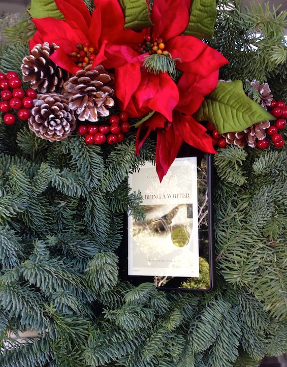 On Being a Writer Christmas Diana