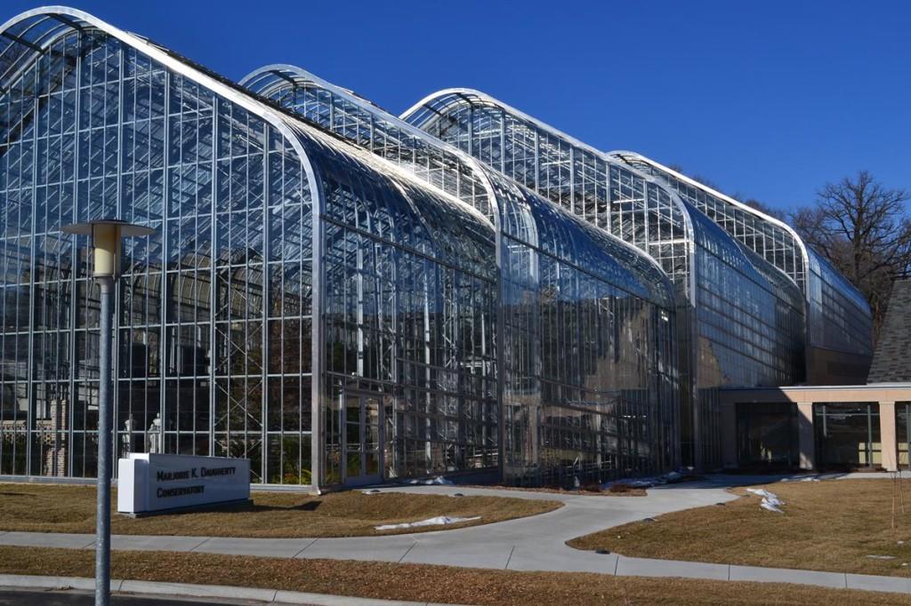 Lauritzen Conservatory