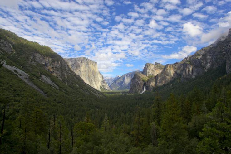 Regional Tours A Glimpse of Yosemite - Tweetspeak Poetry - El Capitan