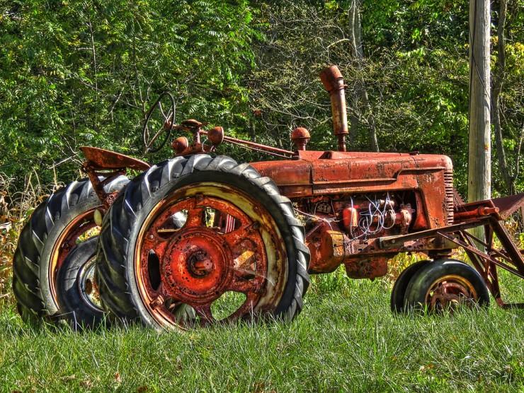 Book Love Of Tractors and Mockingbirds - Ann Kroeker - Tweetspeak Poetry
