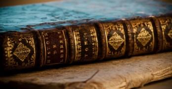Antique Samuel Johnson poetry