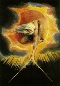 Ancient of Days William Blake