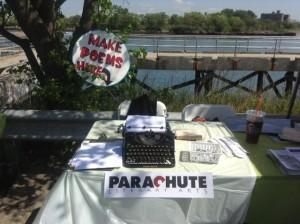 Photo by Parachute Literary Arts