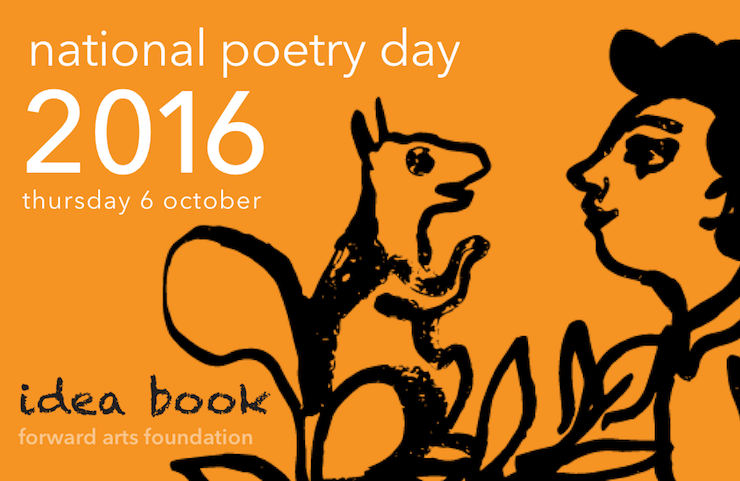 National Poetry Day 2016 Idea Book - Help Us Celebrate National Poetry Day on Oct. 6