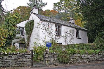 Dove Cottage William Wordsworth