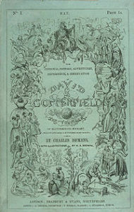 David Copperfield 1849 cover Charles Dickens
