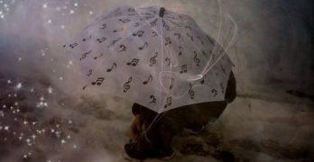 magic under the umbrella