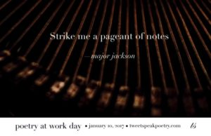 Poetry at Work Day 2