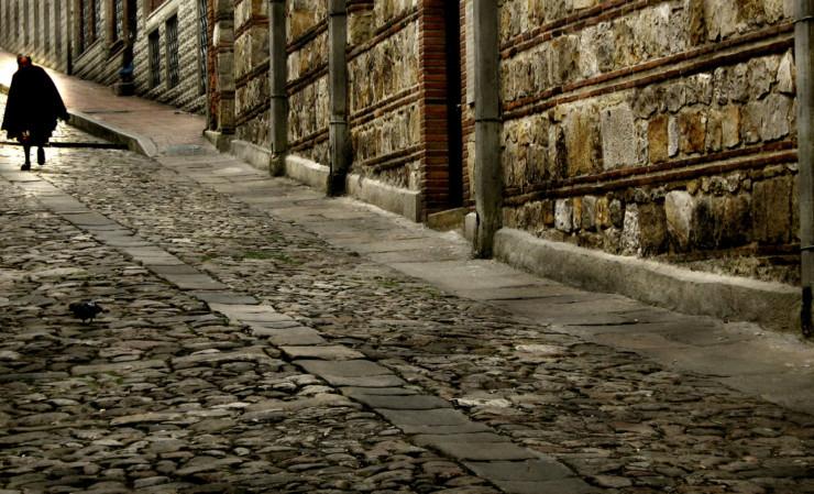 Curious book club - manon stone street