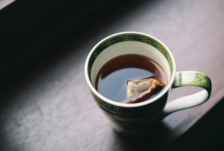 Tea Quest Tupelo Honey Teas Cafe