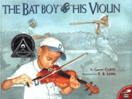 The Bat Boy and His Violin Activity Library