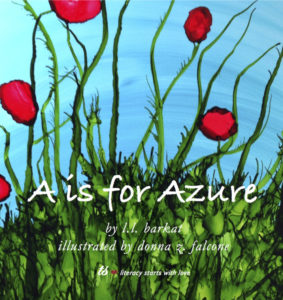 LTR-Alphabet-A is for Azure Front Cover copy