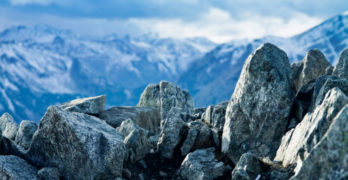 form mountain poetry prompt
