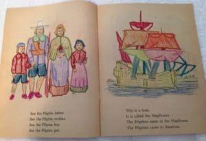 Pilgrims Courtship of Miles Standish