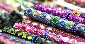 Rainbow Pens Jeweled How to Write a College Application Essay