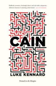 Cain by Luke Kennard