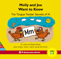 Molly and Joe Want to Know: The Tongue Twister Secrets of M