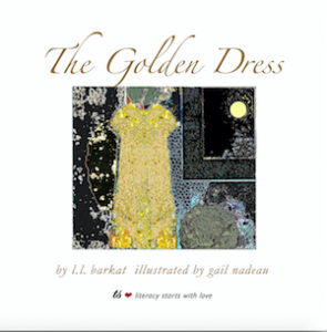 The Golden Dress Cover Front Cover 300 px