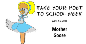 Mother Goose Take Your Poet to School Week Cover