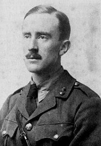 Tolkien in World war I