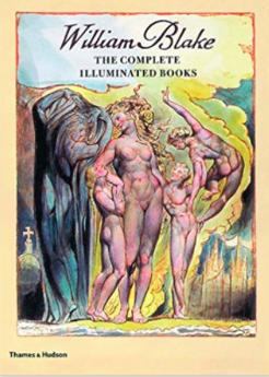 Willam Blake The Complete Illuminated Books