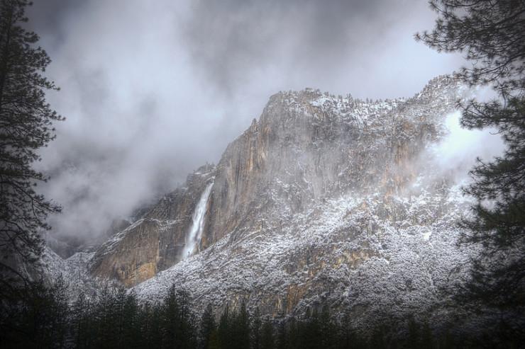 Yosemite Falls Patriotic Poems