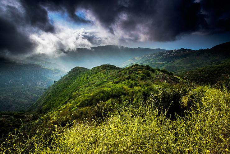 Mountains Luke Kennard