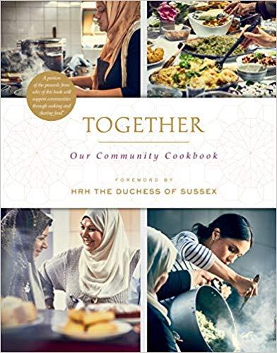 Together Cookbook cover