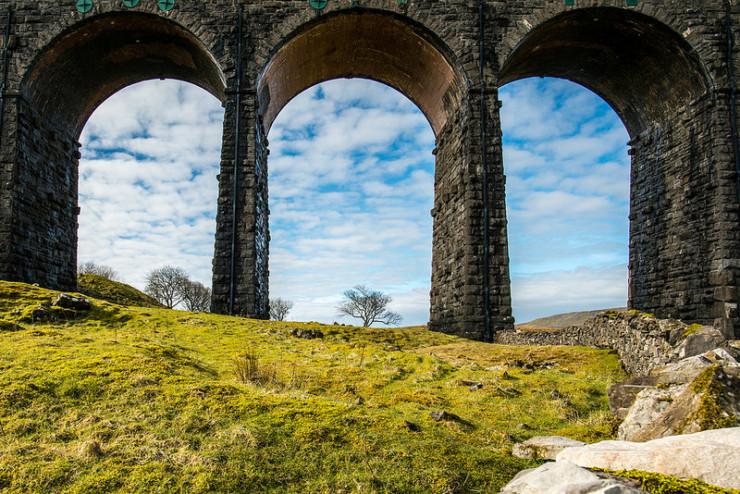 Viaduct J.M. Barrie Arthur Conan Doyle
