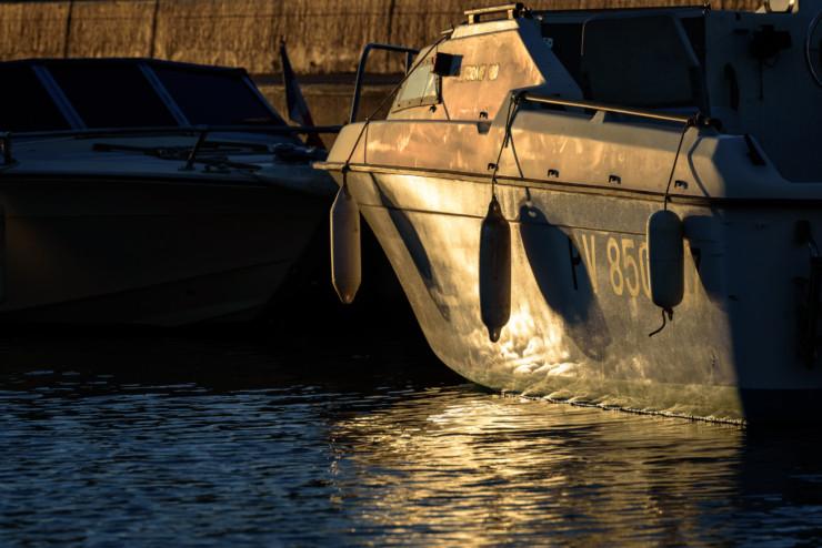 National Poetry Month Tony Hoagland golden boat