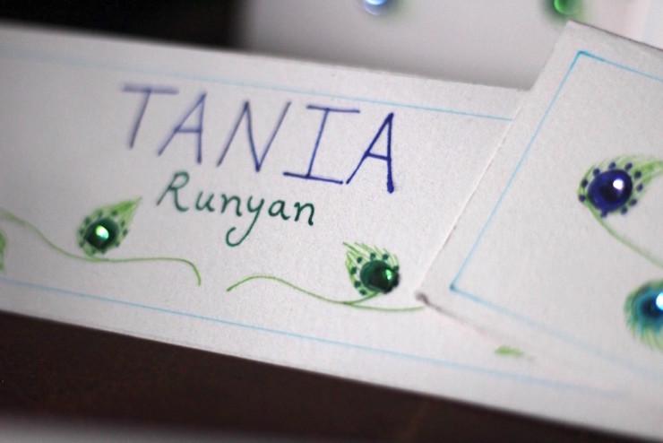 Tania Runyan Nameplate