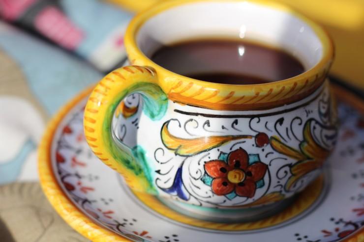 CS-Italian Coffee Cup