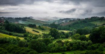 Tuscany landscape for Henry VI & Generosity