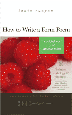 How to Write a Form Poem: A Guided Tour of 10 Fabulous Forms