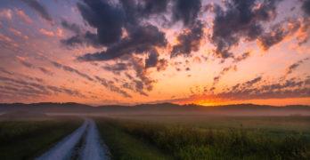Midwest Missouri Bluffs Road Trip Poems